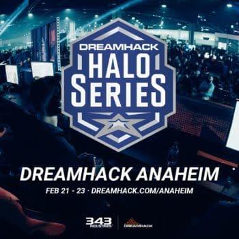"DreamHack Will Hold A ""Halo: Reach"" Series In Anaheim"