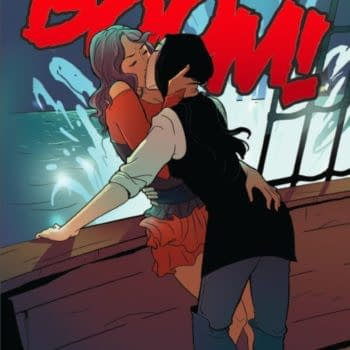 Jeremy Whitley, On Not Being Allowed To Write Gay Characters Kissing in Comics