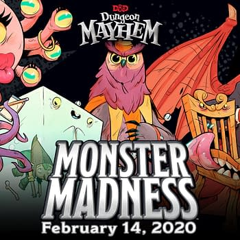 D&#038D Announces Dungeon Mayhem Monster Madness Expansion