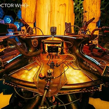 Doctor Who: BBC Takes Viewers Inside Series 12 TARDIS &#8211 Where Theres Space. For All. [IMAGES]