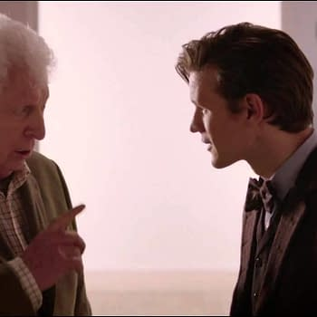 Doctor Who: BBC Honors 11th Doctors Best Geronimo Moments [VIDEO]