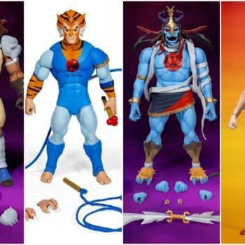 Thundercats Ultimates Wave 2 Revealed by Super7