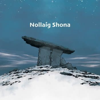 Declan Shalvey Offers Up Bog Bodies Ashcan to His Readers For Christmas Day