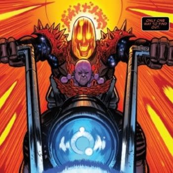 Separated at Birth: Cosmic Ghost Rider and The Mandalorian