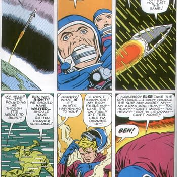 Everything The Fantastic Four Knew About Their Origin Was Wrong (Fantastic Four #17 Major Spoilers)
