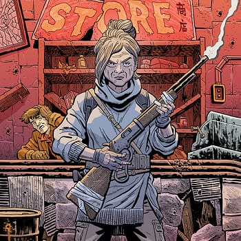 First Look at Firefly Comic Starring Nathan Fillions Mom