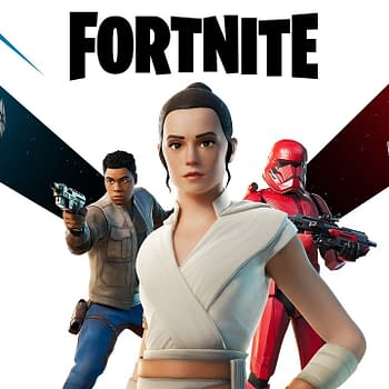 Fortnite Reveals More Star Wars Details At The Game Awards