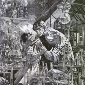 Frank Darabont Paid Over a Million – You Get a Limited Print of Bernie Wrightson's Frankenstein for $150