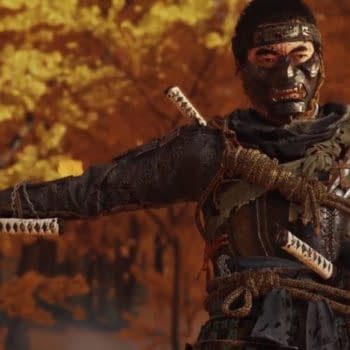 """""""Ghost Of Tsushima"""" Gets An Extended Trailer At The Game Awards"""