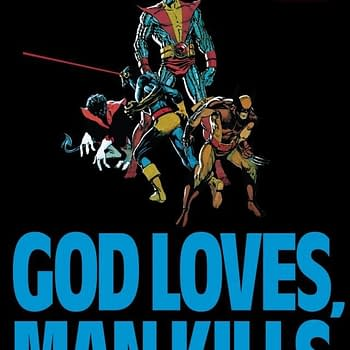 God Loves Man Kills Celebrated with Variant Covers on Marvels X-Books in March