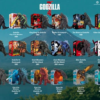 NECA Gives Us Visual Guides with Their 5 Days of Downloads