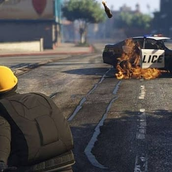 Grand Theft Auto V Is Being Taken Over By Hong Kong Protesters