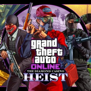 """""""GTA Online"""" Is Getting A New Mission With """"The Diamond Casino Heist"""""""