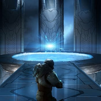 343 Industries Shows Two New Images From Halo Infinite