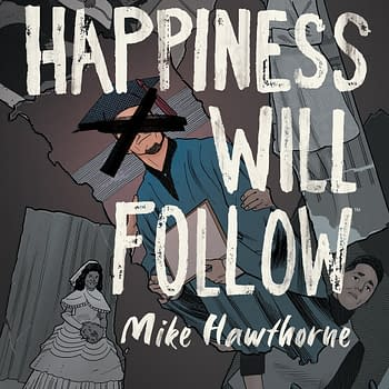 First Look at Mike Hawthornes Graphic Memoir Happiness Will Follow