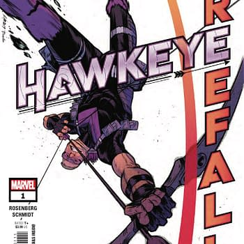 Hawkeye Learns the Truth About the Criminal Justice System in Hawkeye: Freefall #1 [Preview]