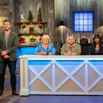 Holiday Baking Championship Episode 8 Christmas Day Delights: All-Female Finale Proves Inspiring [SPOILER REVIEW]