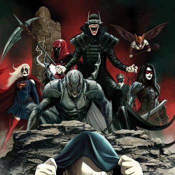 In Hell Arisen Finale Lex Luthor and Batman Who Laughs Fight Over Who Will Reboot DC Universe
