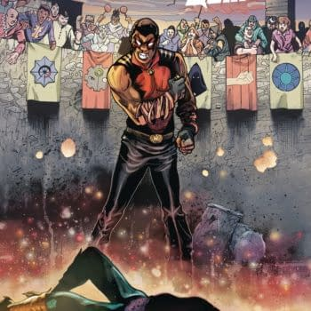 The Harlem-Based Superhero, Hellfighter Quin, Launches in Mad Cave Studios March 2020 Solicits