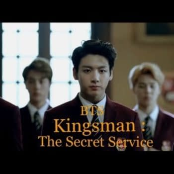 Mark Millar Moved to Get BTS to Sing in Upcoming Kingsmen Movies