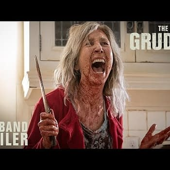 The Grudge: Have Some Terror With Your Coffee New Red Band Trailer