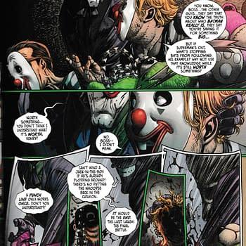 Will The Joker Do For Bruce Wayne What Brian Bendis Did For Superman (Batman #85 Spoilers)