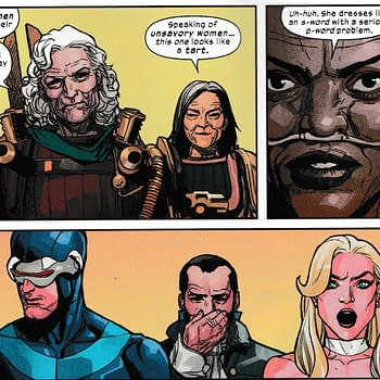 The State of Krakoan Nudity in X-Men #3 Excalibur #3 and Marauders #3 Today (Spoilers)