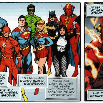 The Future Of The DC Universe &#8211 According to Doomsday Clock #12 (Spoilers)