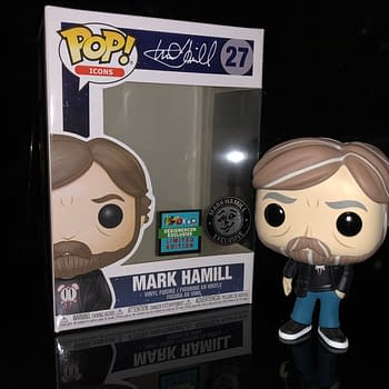 Mark Hamill Gets a Special Funko Exclusive to Designer Con [Review]