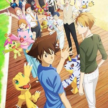 Digimon: Last Evolution Kizuna Producer Talks Conclusions and Cameos