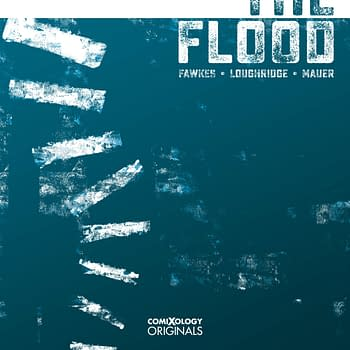In the Flood by Ray Fawkes Joins ComiXology Originals Next Week