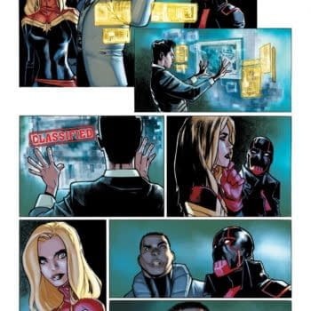 Ten Things About Marvel's Incoming #1, Out On Thursday