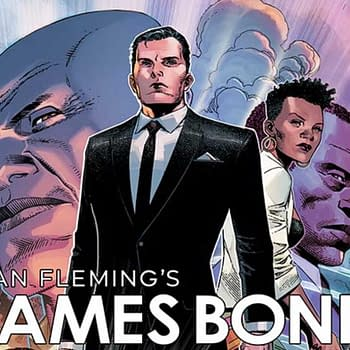 REVIEW: James Bond #1 &#8211 Theres Virtually No Reason For This To Be A James Bond Book