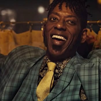American Gods Star Orlando Jones Fired [UPDATE] Claims Showrunner Sees Mr. Nancys Angry Get-S**t-Done Approach Wrong Message for Black America [VIDEO]