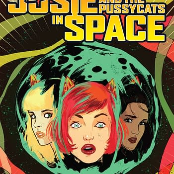 Gruesome Alien Horrors Await in Josie and the Pussycats in Space #3  [Preview]