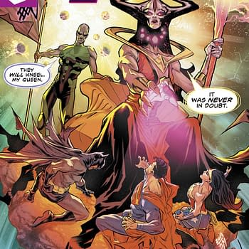 REVIEW: Justice League #37 &#8211 Less Of A Tragedy And More Of A Mystery