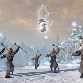 Kingdom Under Fire 2 Receives A Christmas Update