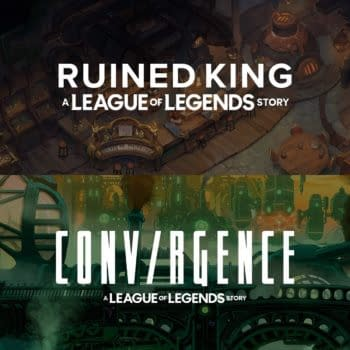 """The Game Awards Sees Two """"League Of Legends"""" Spinoff Games"""