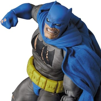 The Dark Knight Returns Gets a New Figure from MAFEX