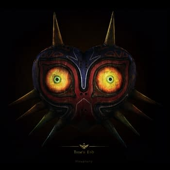 Majoras Mask Remixed Is Getting A Vinyl Release