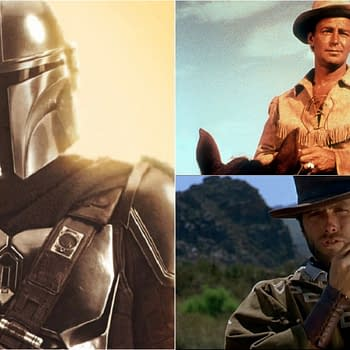 The Mandalorian Is a Big Softie: The Man With No Name on the Outside Shane on the Inside [OPINION]