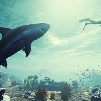 """""""Maneater"""" Trailer Shows Off The Aftermath of Shark vs. Man"""