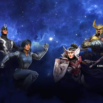The Asgardians &#038 Inhumans Come Together In Marvel Strike Force