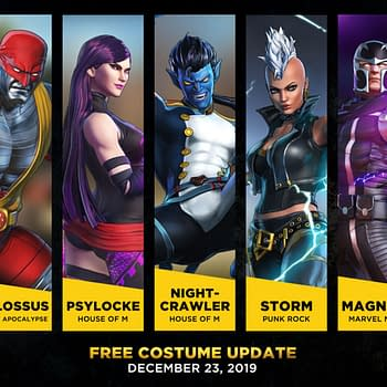 Marvel Ultimate Alliance 3 Reveals Several New X-Men Skins