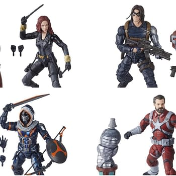 Black Widow Marvel Legends Hit in the Spring Up For Preorder
