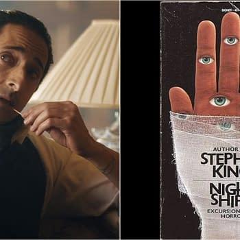 Jerusalems Lot: Epix Giving Stephen King Short Story 10-Episode Adapt Adrien Brody Starring
