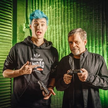 Ninja Is Going To Teach Mark Hamill A Thing Or Two About Fortnite