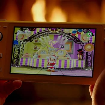 Nintendo Releases A Yule Log Video For Your Enjoyment