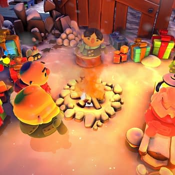 Overcooked 2 Is Getting A Holiday DLC Pack In Winter Wonderland