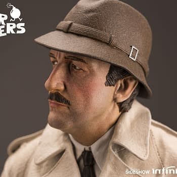 Peter Sellers Is Inspector Clouseau with New Infinite Statue Collectible